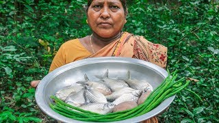 Village Cooking   S1E1 - Olive Barb Fish & Long Bean Cooking Recipe by Village Food Life