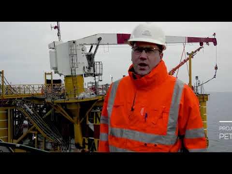 The Decommissioning of the Halfweg Platform - Petrogas E&P Netherlands