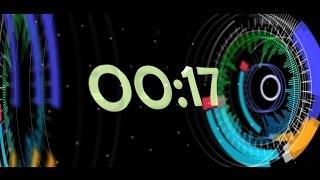 Countdown Timer 30 sec ( v 511 ) nr 1 Equalizer  - Music Visualizer - effects 4k