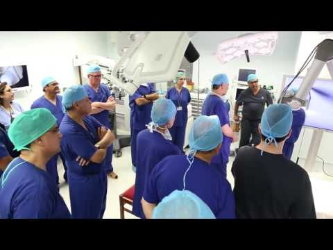 Breakthrough in neurosurgery at AKUH – technology available for the first time outside North America