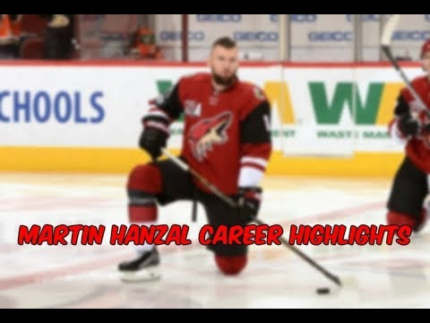 Martin Hanzal Career Highlights