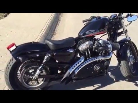 Custom 48 Bassani Radial Sweepers First Ride Doovi