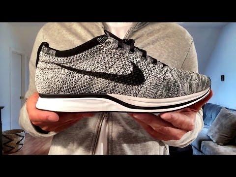 Nike Flyknit On Feet