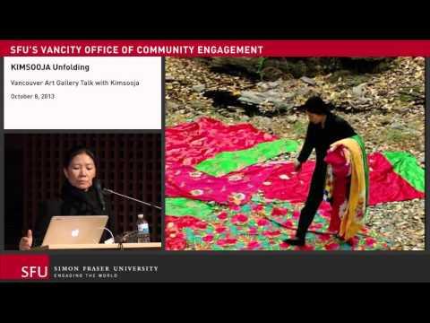 Kimsooja Unfolding: Artist Talk