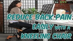 hqdefault - Orthopaedic Back Pain Relief Posture Kneeling Chair