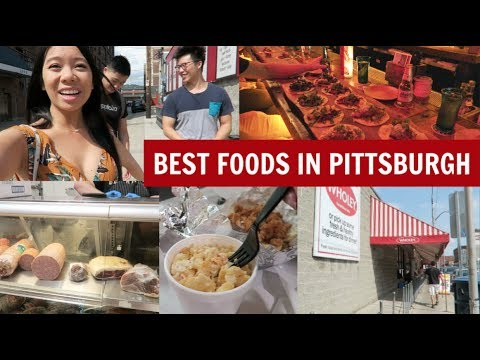 My Pittsburgh Food Hit List! (Tako, Wholey's, And Italian Market)
