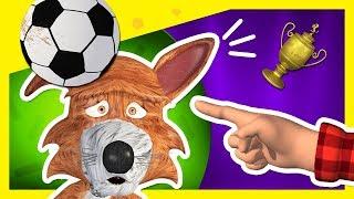 Juguemos en el Bosque   Encuentra al Lobo #02   Especial Fútbol   A Jugar thumbnail