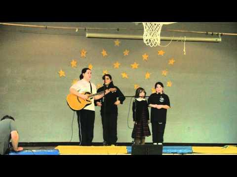 Bishop Dunn Memorial School Talent Show 2012 - Raciti Girls