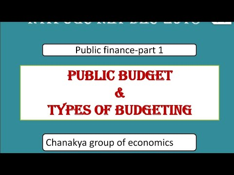 public finance mcqs with answers