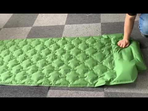 Camping Sleeping Pad | Ultralight Inflatable Camping Mat Pad for Backpacking & Hiking