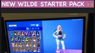 #PACK #STARTER #WILDE #NEW #FORTNITE #PC #GAMING #GAMING #SETUP
