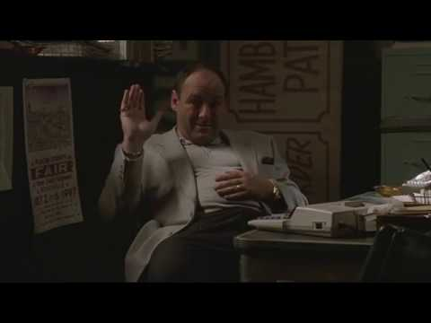 Maybe You Got A Fucking Problem - The Sopranos HD