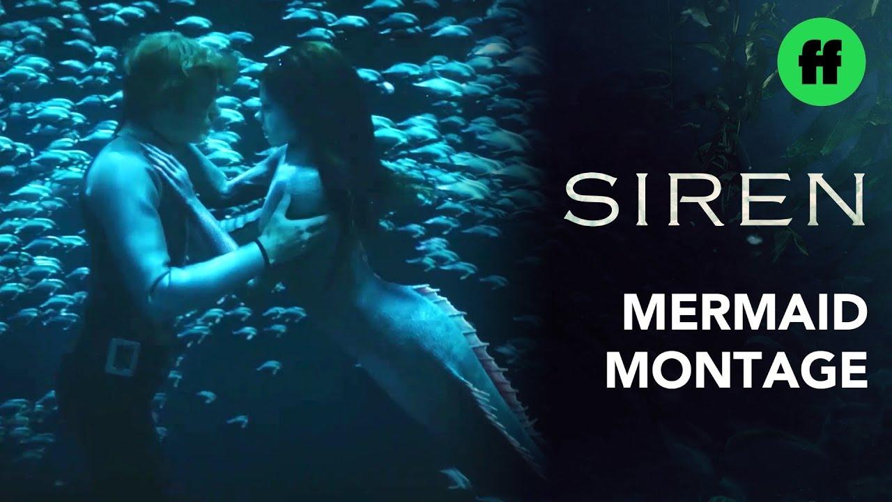 Siren Season 3 |  Underwater & Mermaid Moments | Freeform