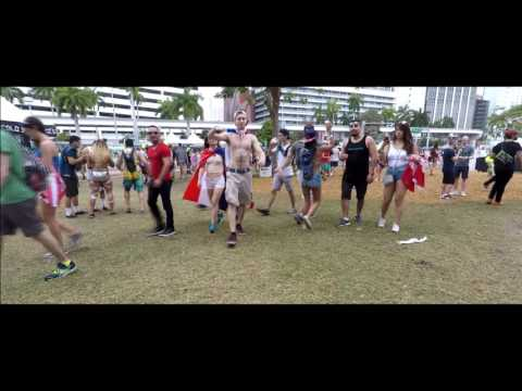 Ultra Music Festival Montage 2017