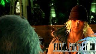 FINAL FANTASY XIII (PC) - Outro vídeo? Snow, o pior personagem do game!