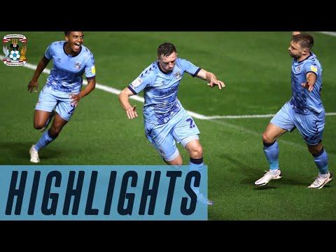 Coventry City v Swansea City highlights