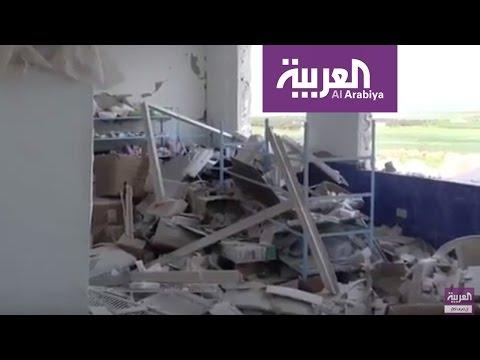 غارات جوية تواصل إخراج المشافي الميداني عن الخدمة في إدلب  - نشر قبل 47 دقيقة