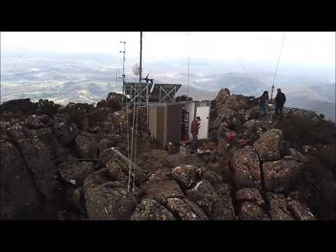 VK7RAA - Mt Arthur NE Tasmania Ham Radio Repeater