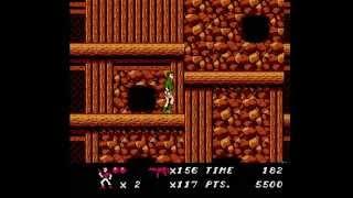 NES Longplay [428] Ningen Heiki - Dead Fox