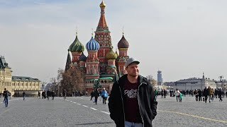 Moscow, Russia - Street Food, Weird Restaurants & Cold War Bunkers | Furious Pete World Tour