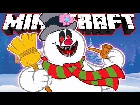 Minecraft | Evil Frosty