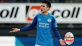 Chucky Lozano tiene nuevo rival en el PSV Eindhoven!