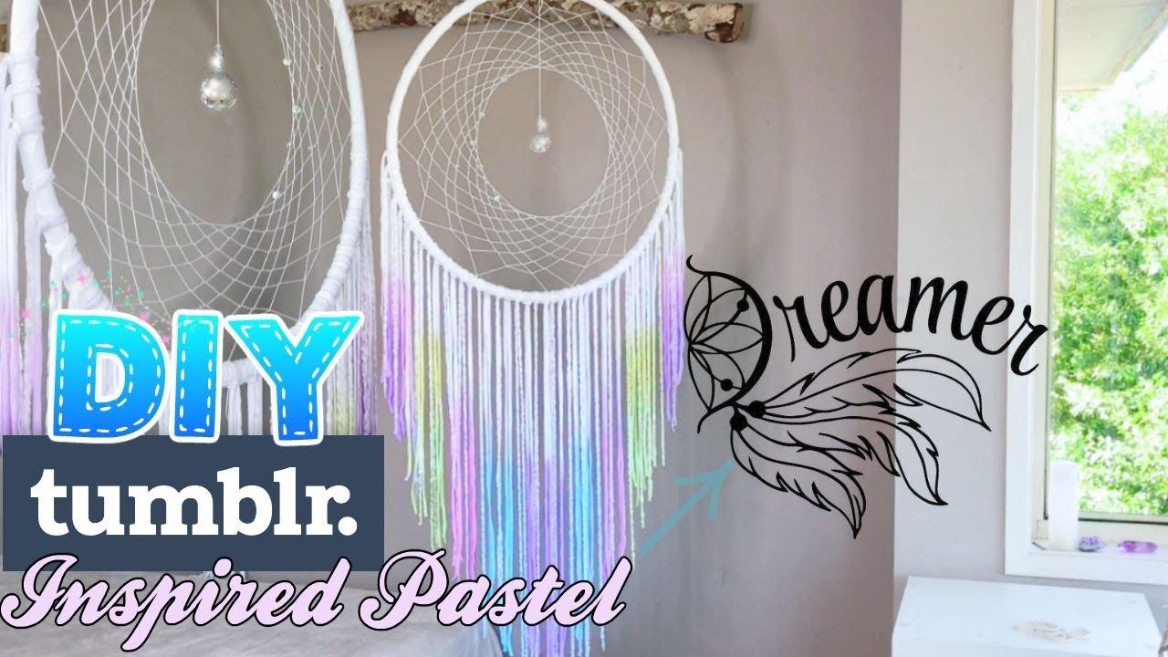 diy beaded tumblr dreamcatcher tutorial how to make a dreamcatcher