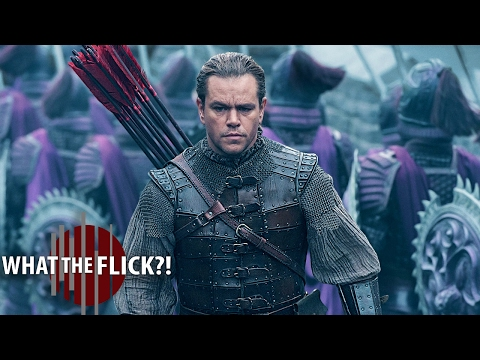 The Great Wall - Official Movie Review