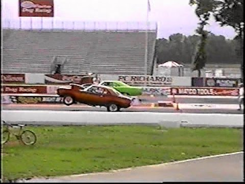 Bobs Dad Cuda Mopar Etown 95 Indy Head Challenge