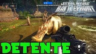 STAR WARS BATTLEFRONT 2 - MES 1ÈRES PARTIES MULTIJOUEURS !