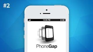 Apps mit PhoneGap entwickeln: Wie funktioniert PhoneGap? [ # 02 ]