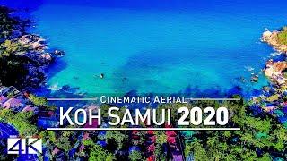 【4K】Drone Footage | Koh Samui - THAILAND 2019 ..::...