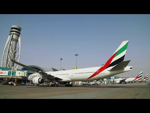 Emirati Female Pilots fly to 6 continents for Emirati Women's Day 2019 | Boeing 777 | Emirates