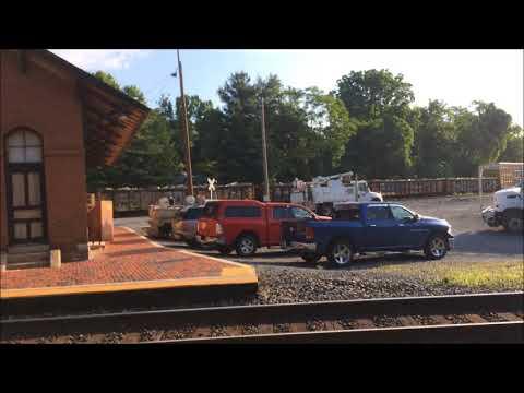 Railroad Internship Day 1 Gaithersburg, MD