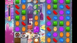 Candy Crush Saga Level 1242 (No booster, 3 Stars)