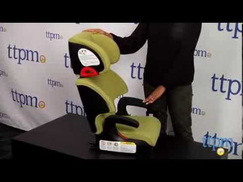 Oobr Booster Seat From Clek