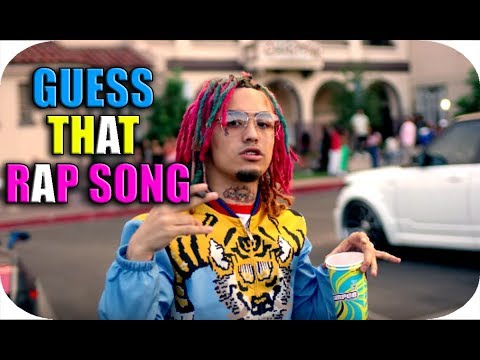 Thumbnail: Guess That Rap Song (LEVEL 4) 🐯🔥