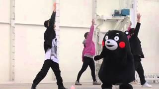 2016年2月14日 大阪でくまモンファン感謝祭!! エグスプロージョンとくま...