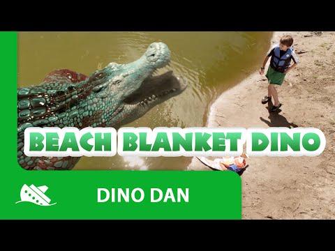 Dino Dan: Trek's Adventures: Dino Beach Blanket - Episode Promo