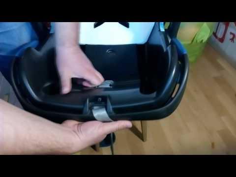 Как снять ремень с детского автокресла MAXI COSI СITI / How To Remove A Belt From A Child Car Seat