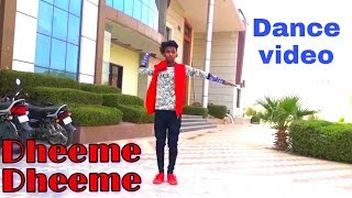 Dheeme Dheeme tony kakkar neha Sharma new dance by DancerKD