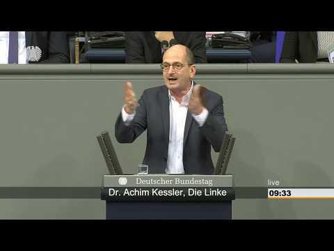 Achim Kessler, DIE LINKE: Zwei-Klassen-Medizin überwinden statt Klientelpolitik für Ärzte