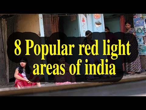 8 Popular red light areas of india
