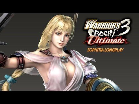 Warriors Orochi 3 Ultimate [PS4] - Sophitia
