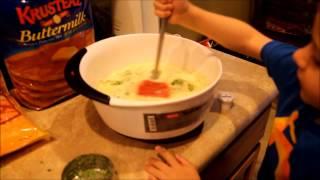 How To Make Broccoli Cheese Quiche