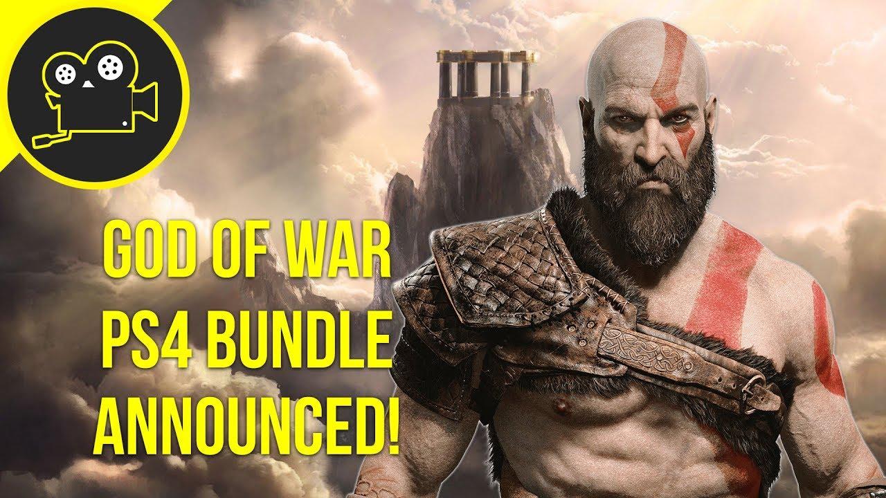 Return of Gun Game, God Of War PS4 Bundle | Impractical Daily