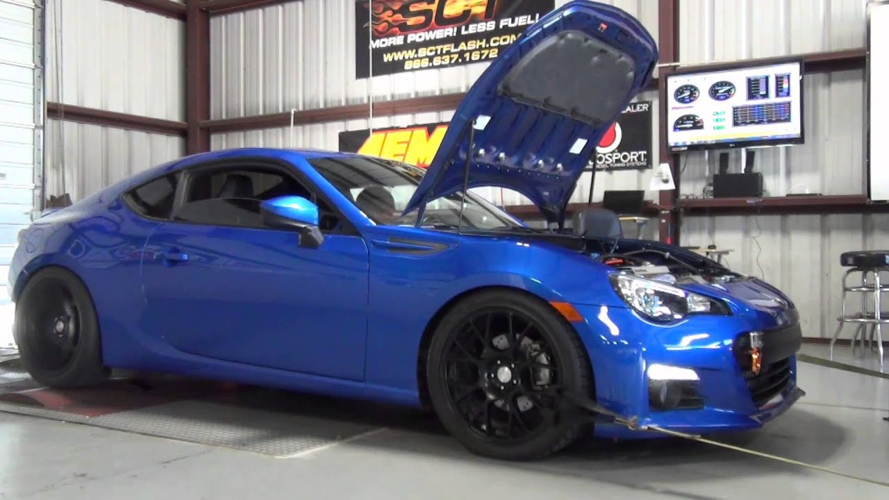 Turbo Subaru BRZ 463 RWHP  YouTube