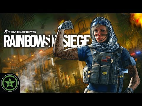 Let's Play - Rainbow Six: Siege - Shaking Off The Rust - AH Live Stream