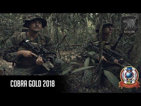 COBRA GOLD 2018 military exercise Trailer