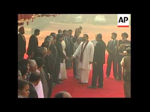 WRAP President arrives for state visit